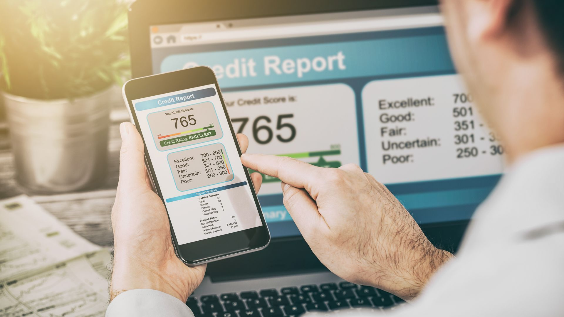 5 interesting facts about credit scores and reporting